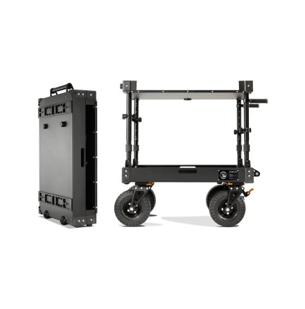 Voyager 36 EVO Cart w/X-Top