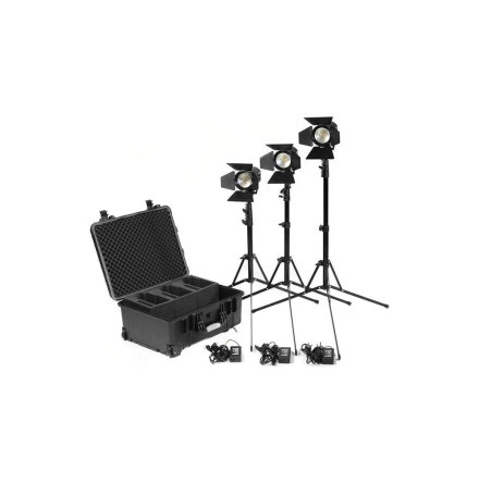 Practilite 602 Three-Light KIT