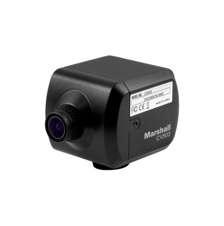 Camera Mini with 3,6mm lens -  3G-HD-SDI