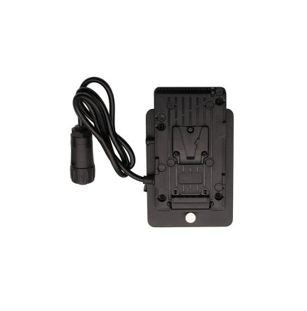 Battery Adapter, V Mount, kMount style