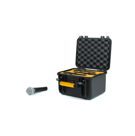 Case HPRC 2250 for 6 Microphones