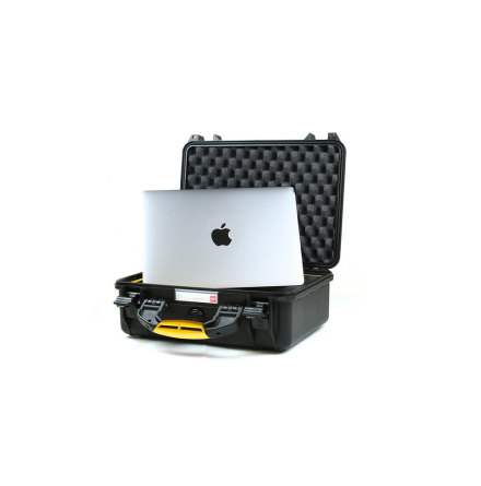 Case HPRC 2350 for Macbook Pro 13 + Accessories