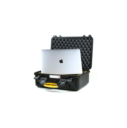 Case HPRC 2400 for Macbook Pro 15 + Accessories