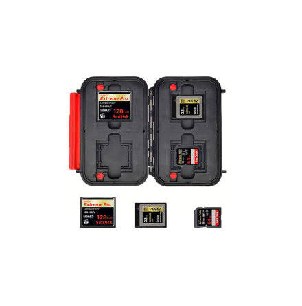 Case HPRC 1300 Memory Card Holder