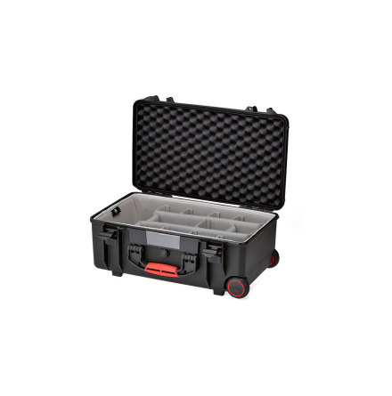 Case HPRC 2550W Wheeled with Second Skin