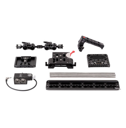 RED DSMC2 Accessory Kit (Pro, 15mm Studio)