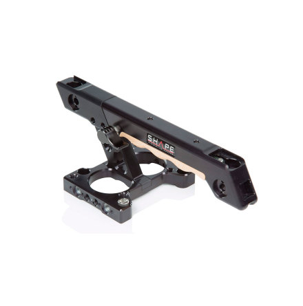 Red DSMC2 top  plate extendable handle