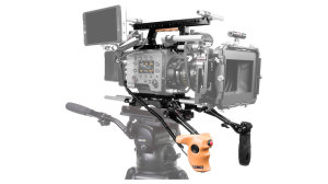 Sony Venice Shoulder Baseplate, TopHandgrip, TopPlate, Hand.