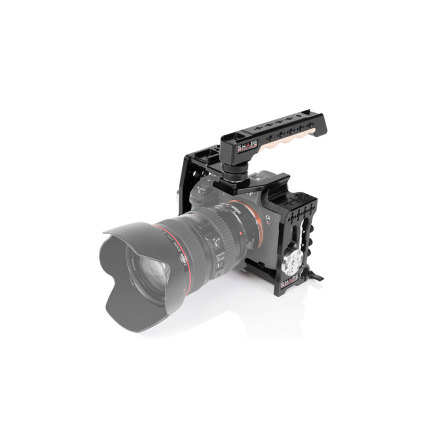 Sony A7R3 Cage with DSLR handle