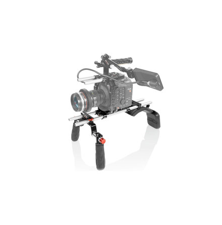 Canon C500 Mark II Shoulder Mount