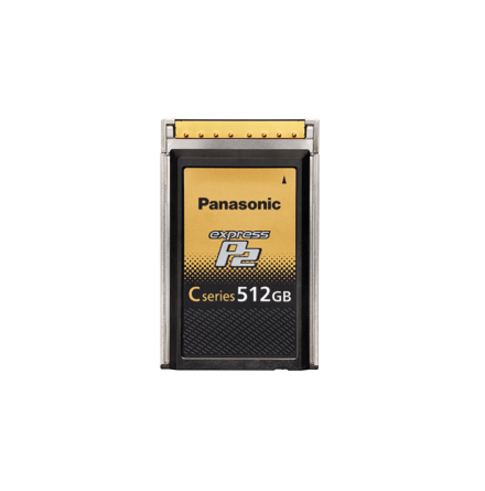 Express P2 Card 512 GB 2,4 Gb/s