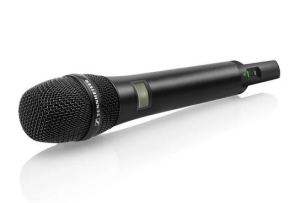 Microphone handheld wireless AVX including 835 and BA10