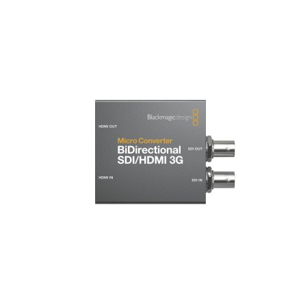 Micro Converter BiDirectional SDI/HDMI 3G (with PSU)