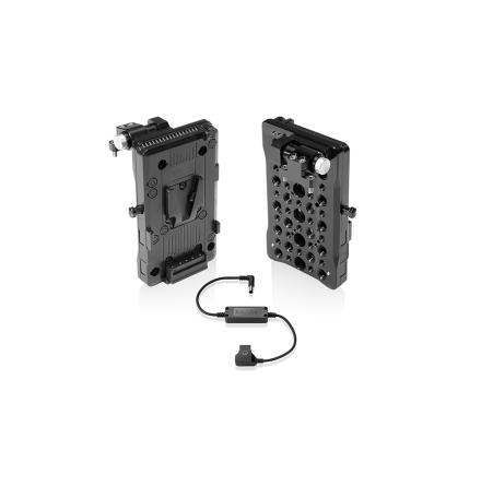 Sony FX6 V-mount Pivoting Battery Plate