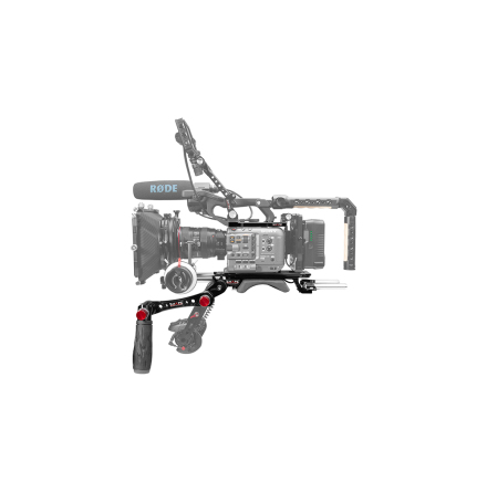 Sony FX6 Baseplate and Top Plate with Handle