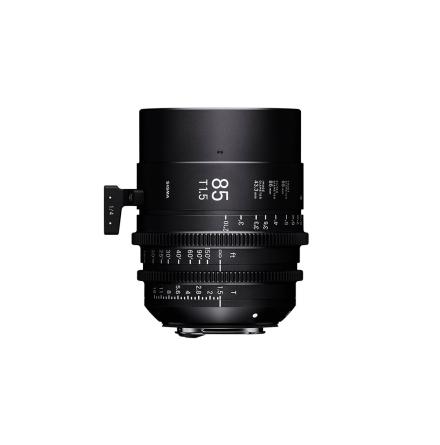 Sigma Cine 85mm T1.5 FF (Metric)