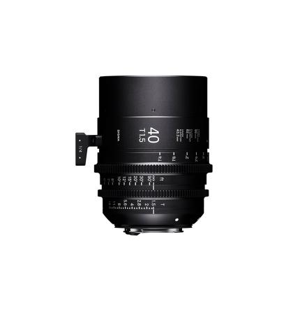 Sigma Cine 40mm T1.5 FF (Metric)