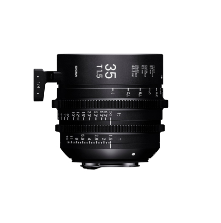 Sigma Cine 35mm T1.5 FF E-mount (Metric)