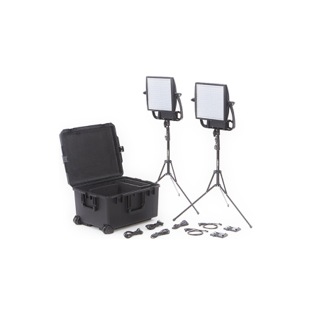 Astra 3X Traveler Duo V-Mount Kit - Litepanels