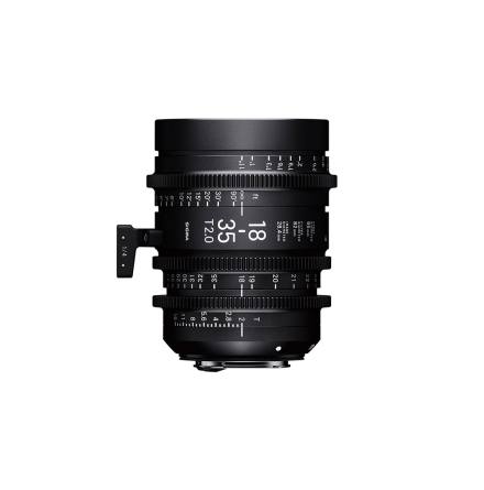 Sigma Cine 18-35mm T2 (Metric)