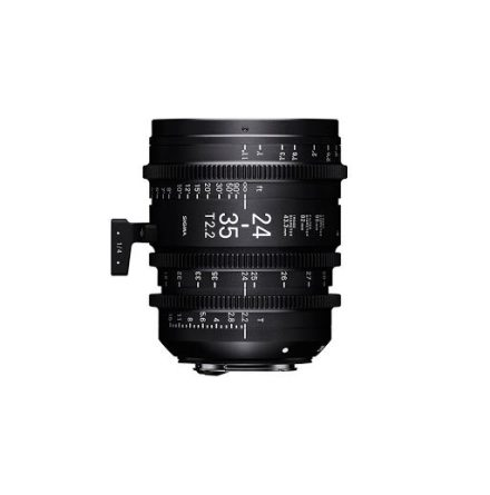 Sigma Cine 24-35mm T2.2 FF (Metric)