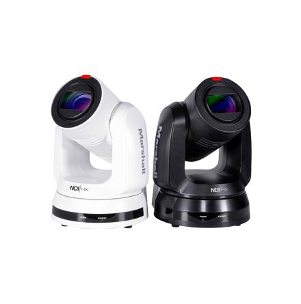 CV730-NDI - PTZ Camera UHD - 30x Zoom Lens - 12G-SDI/HDMI/NDI