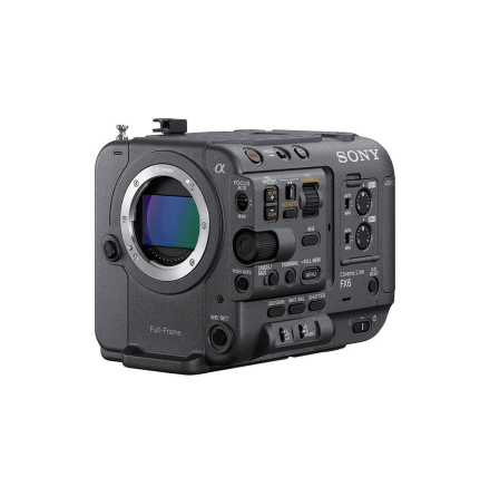 Sony FX6 Camera