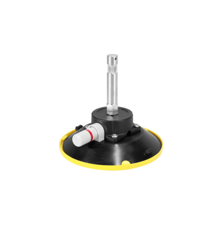 Suction Cup 6 in. with 5/8 Baby Pin ( 1/4 Thread on Cup)