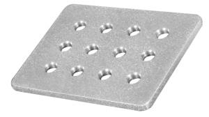 5 x 4 x 1/4 Cheese Plate