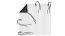 4x4 Black/White Soft Bounce W/Bag
