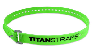 Titan Straps 91cm Industrial Strap - Green