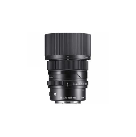 Sigma 65mm f/2 DG DN Contemporary E-mount