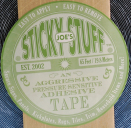 Joes Sticky Stuff 25mm x 20m