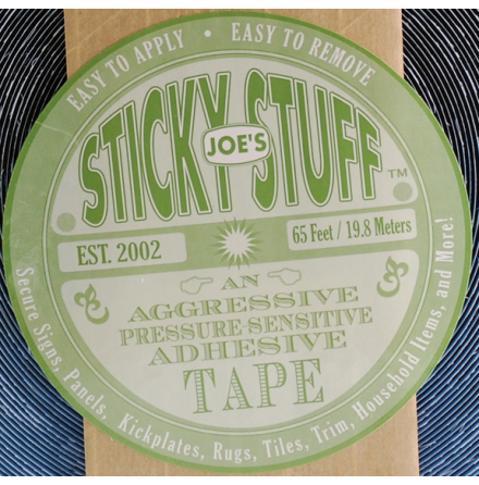 Joes Sticky Stuff 25mm x 20m