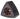 Mic Flag Triangular 19-32 mm Black - Rycote