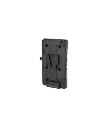ENDURA V-Mount Plate with 2 Pin D-Tap DC Out & Digi-View - IDX