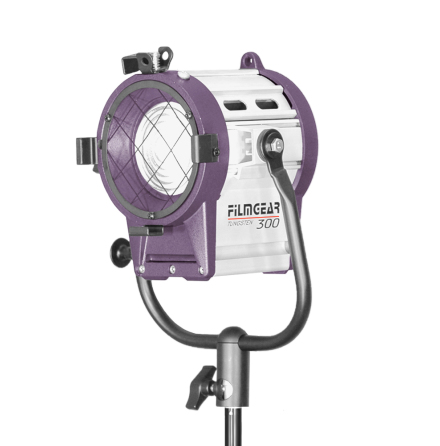 300W Junior Tungsten Fresnel, FilmGear