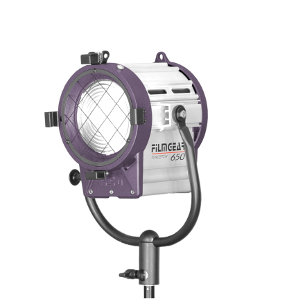 650W Junior Tungsten Fresnel, FilmGear