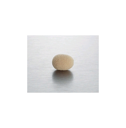 DPA Windscreens for Miniature Mics, Beige, 5 pcs