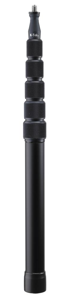 K-Tek 51-201 cm Boom Pole Aluminium 6-Sektion Uncabled