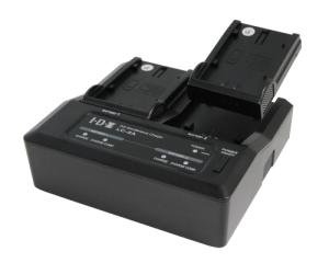 7.4V 2-Channel Charger LC-2A for 7,4V batteries - IDX