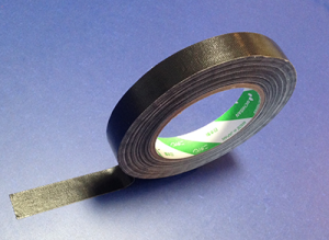 19mm Black Nichiban Tape