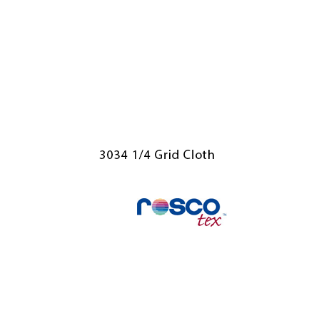 Grid Cloth 1/4 12x12 - Rosco Textiles
