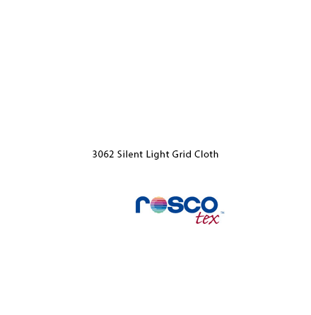 Silent Grid Cloth 1/2 8x8 - Rosco Textiles