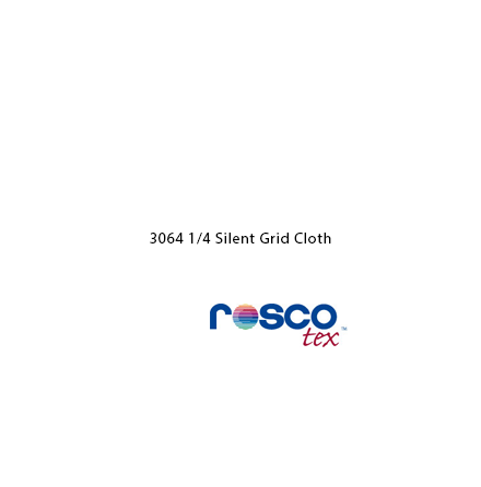 Silent Grid Cloth 1/4 8x8 - Rosco Textiles