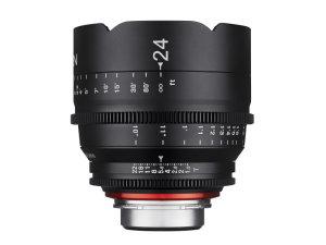 Samyang Xeen Cine 24mm T1.5 Canon EF