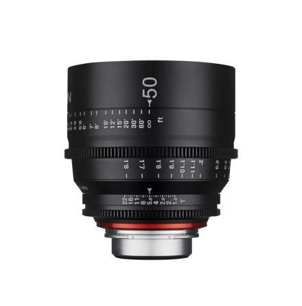 Samyang Xeen Cine 50mm T1.5 Canon EF