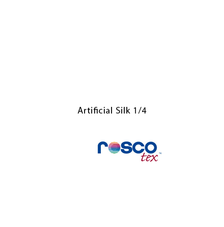 Artificial Silk 1/4 6x6 - Rosco Textiles