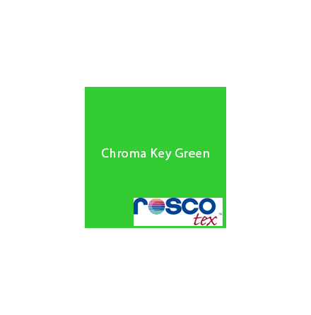Chroma Key Green 12x12 - Rosco Textiles