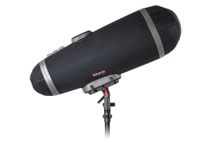 Cyclone Windshield Kit, Large - Rycote